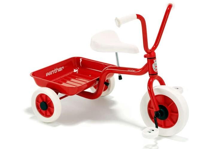 Winther klassisk trehjuling