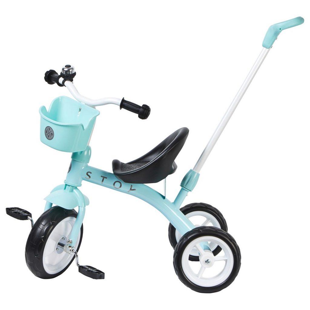 Stoys – Trehjuling Ljusblå