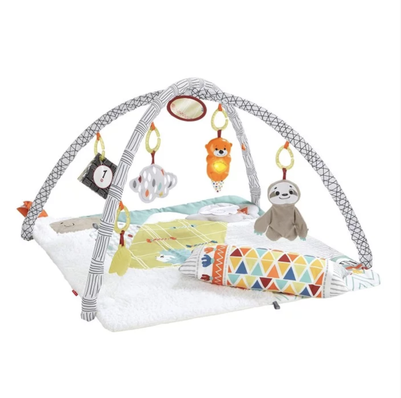 Fisher Price Perfect Sense Deluxe Babygym