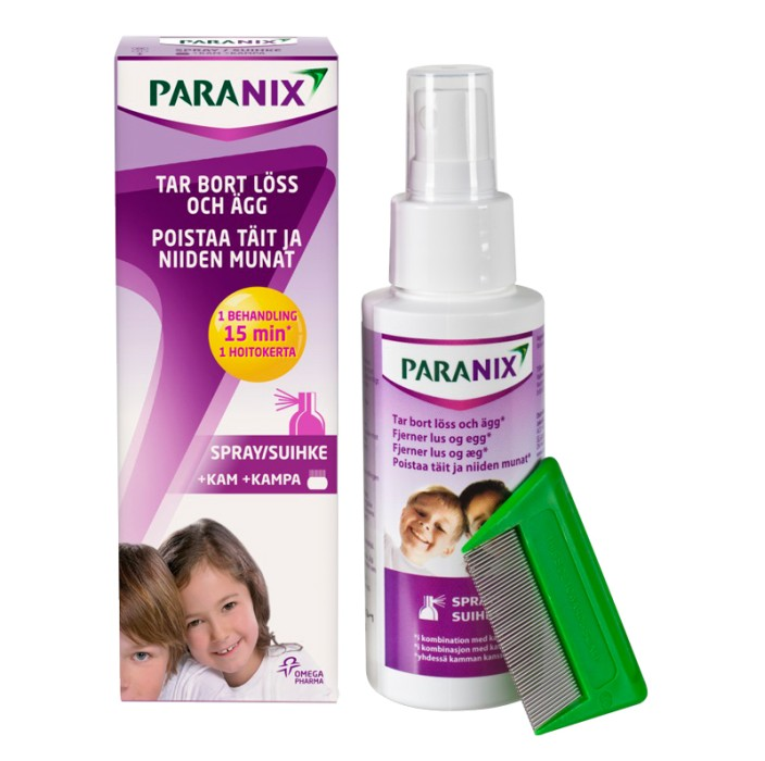 paranix-spray