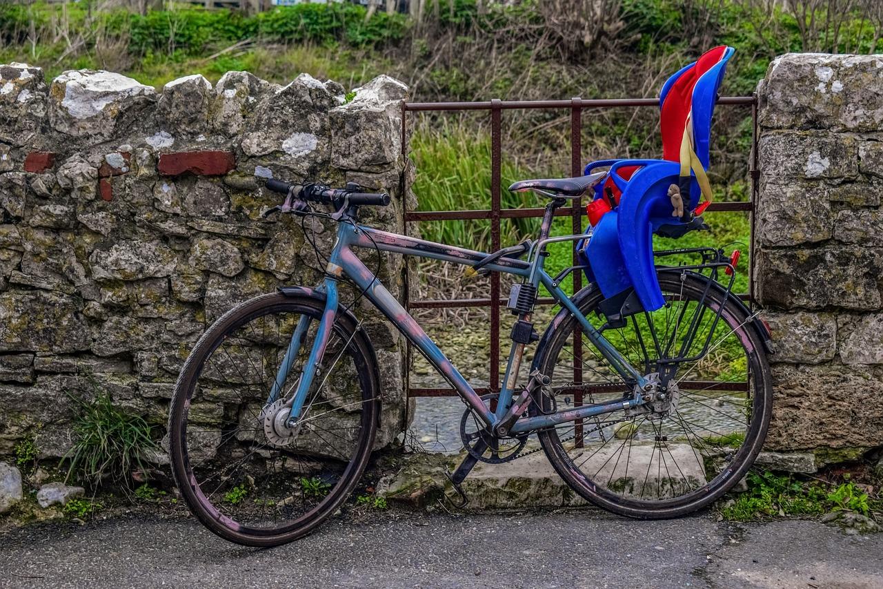 cykelsits för barn bäst i test