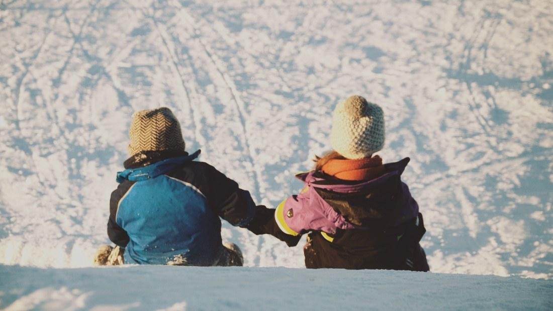 Bästa vinteroverallen för barn