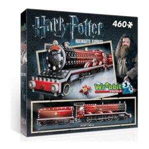 Wrebbit 3D Puzzle Hogwarts Express