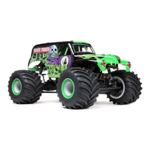 Monster Jam RC Grave Digger 45 cm