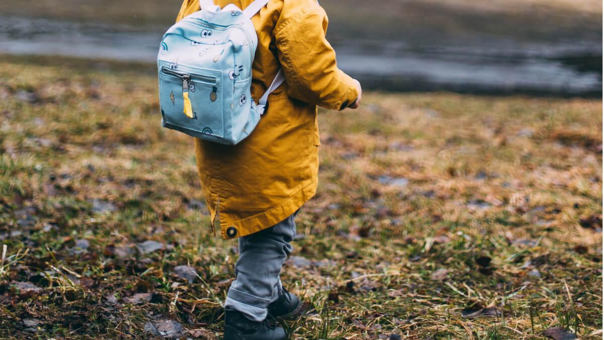 Bästa ryggsäcken för barn