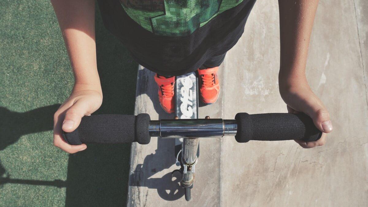 Bästa sparkcykeln